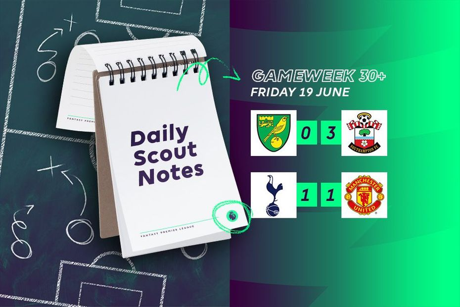 Scout Daily Notes Fri 19 Jun