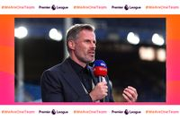 Carragher sets match report Friday Family Challenge