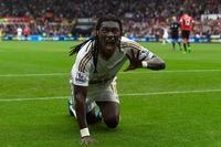 On this day - 27 June 2014: Swansea sign Gomis