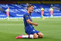 GW32+ Update: Is Pulisic Chelsea's No 1 Fantasy pick?