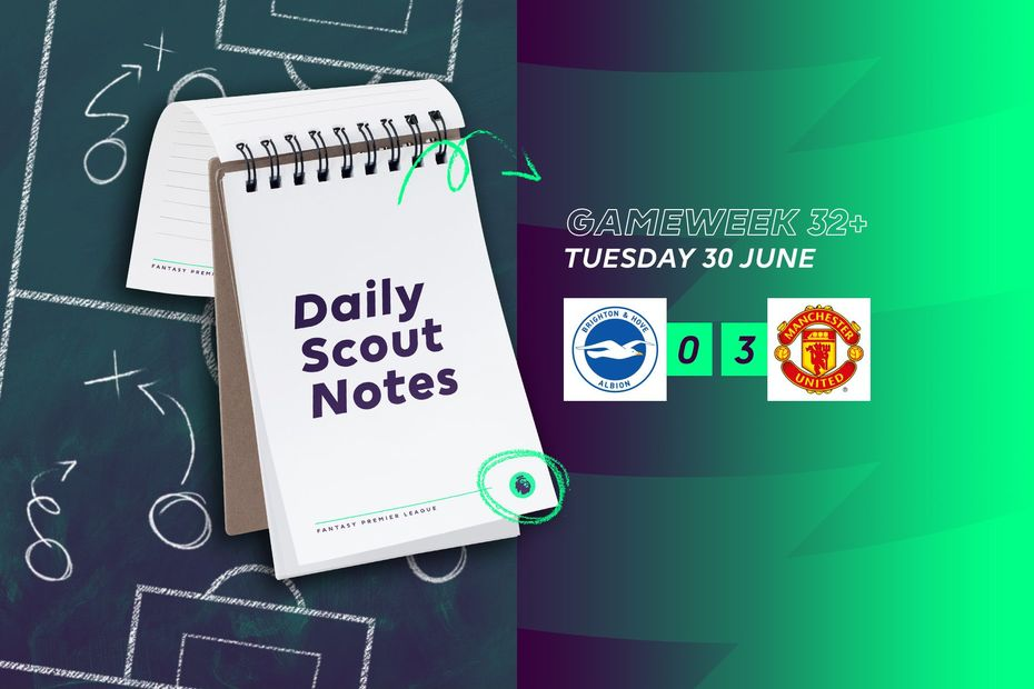 Scout Notes: 30 June