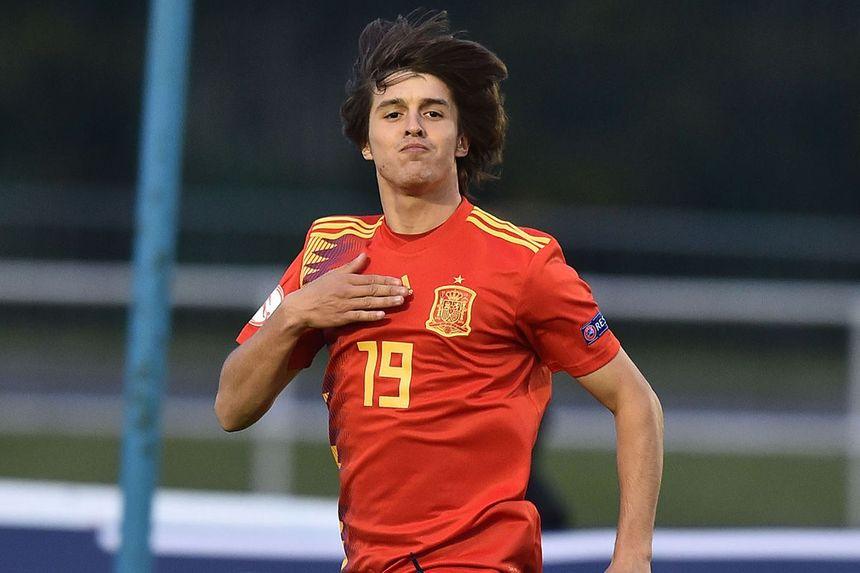 Pablo Moreno, Manchester City