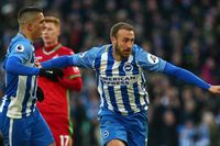 Goal of the day: Murray finishes off Brighton team move