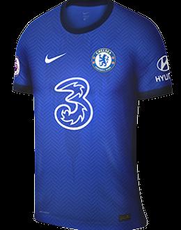 Chelsea home shirt, 2020-21