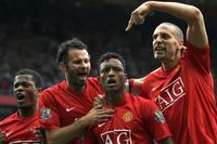 Goal of the day: Nani opens PL account in style