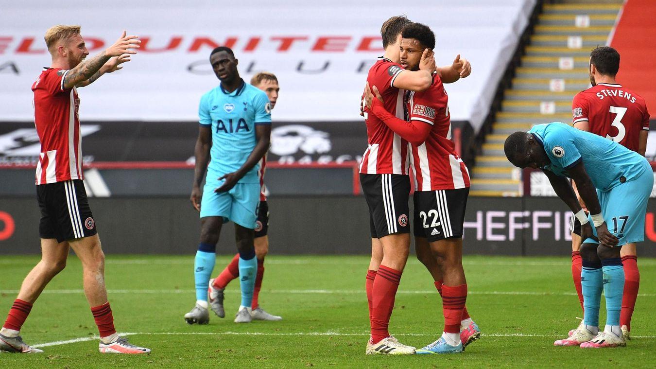 Sheffield United 3-1 Tottenham Hotspur