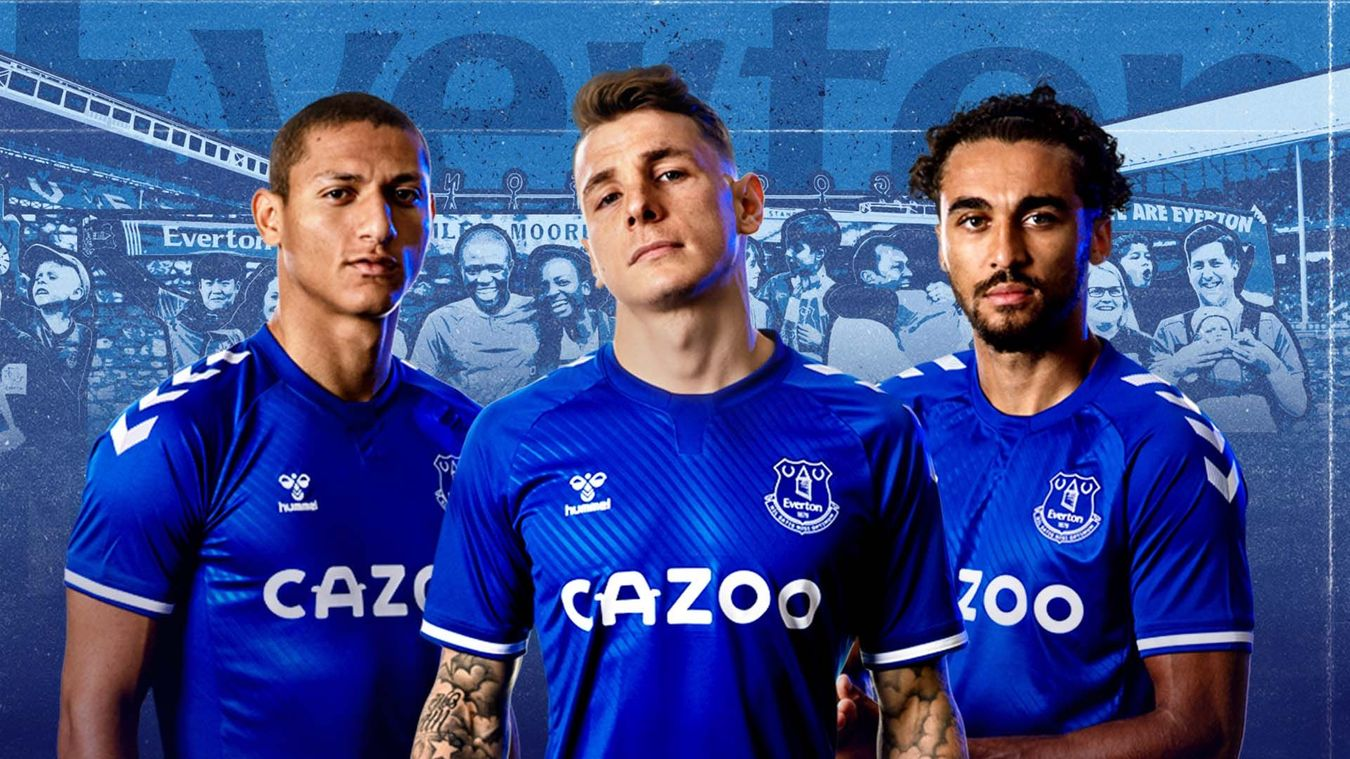 Everton home