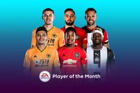 June's EA SPORTS Player of the Month nominees