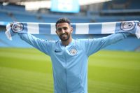 On this day - 10 July 2018: Man City sign Mahrez