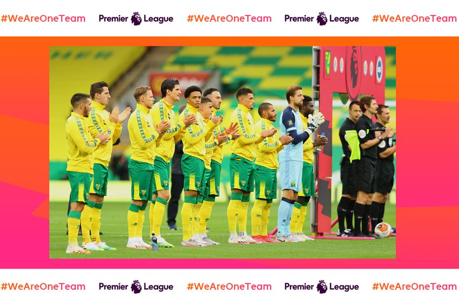 Norwich-players-applaud-for-NHS-WAOT