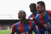 Goal of the day: Puncheon powers in for Palace