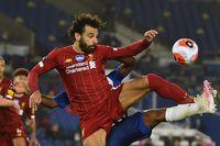 Sherwood: Salah's desperate to win Golden Boot