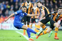 Goal of the day: Mahrez twists past Robertson and Maguire