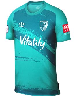 Bournemouth away shirt, 2020-21