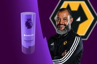 Nuno named June's Barclays Manager of the Month