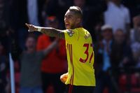 Classic match: Pereyra inspires Watford victory
