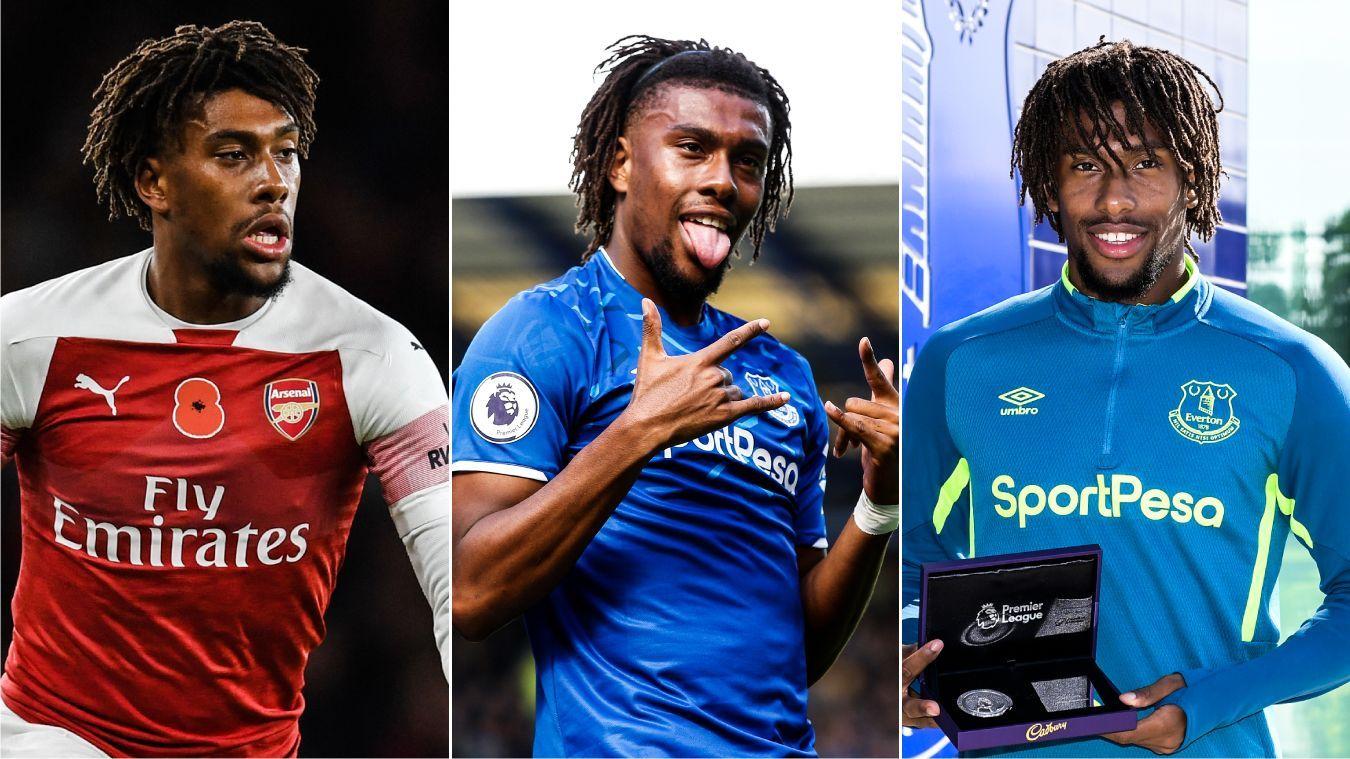 Premier League Milestones, Alex Iwobi