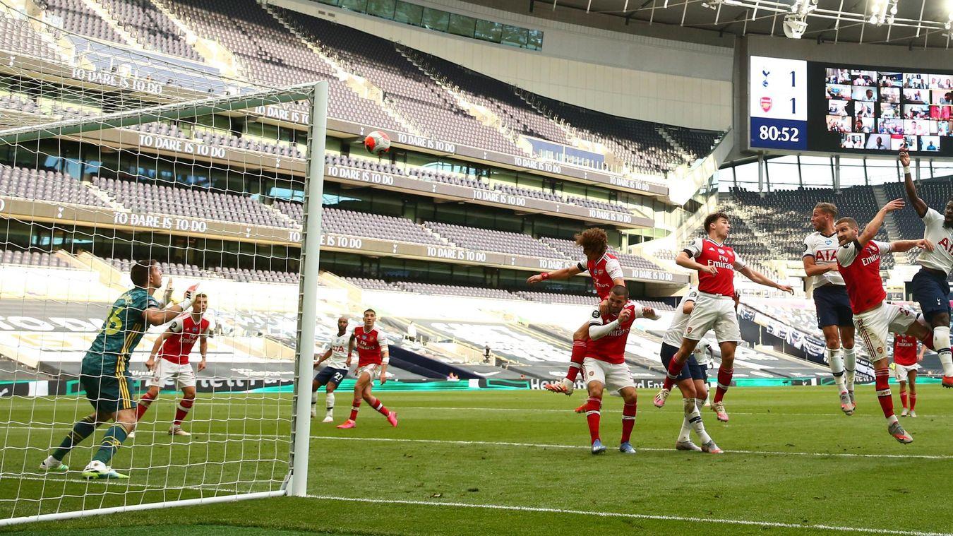 Tottenham Hotspur 2-1 Arsenal