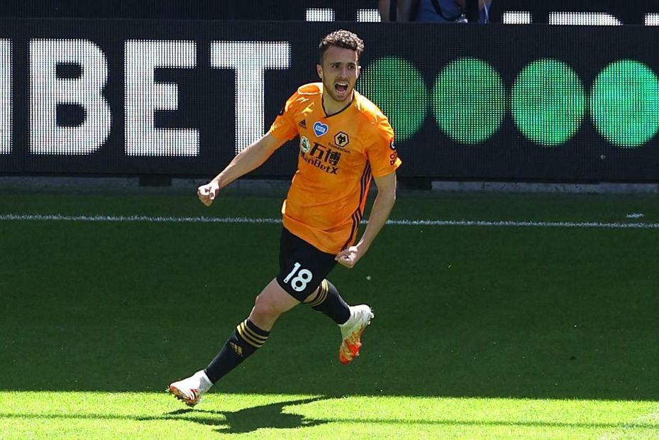 Diogo Jota, Wolverhampton Wanderers