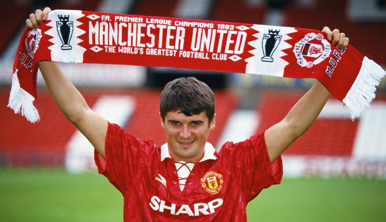 Watch Keane's best Man Utd moments on his birthday