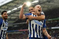 Goal of the day: Mooy magic for Brighton