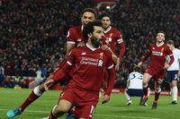 Goal of the day: Salah's sublime solo strike versus Spurs