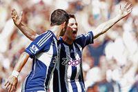 West Brom's best Premier League goals