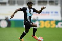 Hargreaves: Saint-Maximin the most underrated player