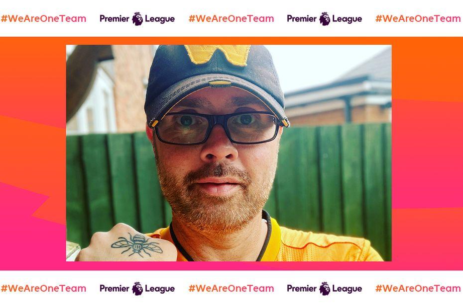 Simon Rickards, We Are One Team