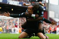 Classic match: Aston Villa win at relegation rivals West Ham