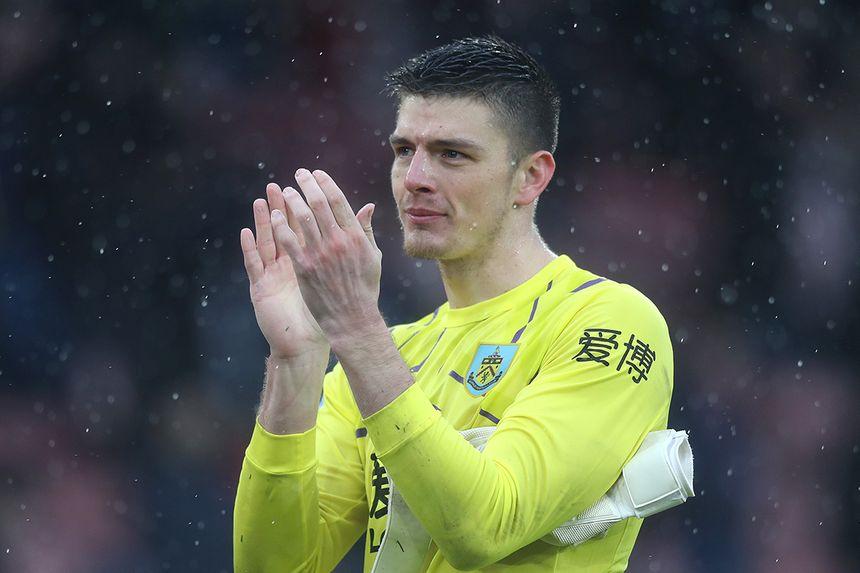 Nick Pope, Burnley