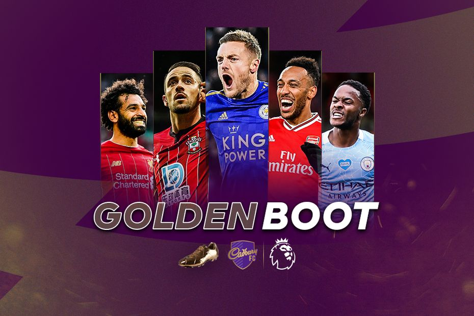 Golden Boot award graphic