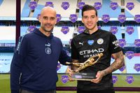 Man City's Ederson claims 2019/20 Golden Glove