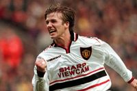 Goal of the day: Beckham's free-kick at Anfield