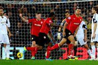Goal of the day: Caulker's winner in first Welsh derby
