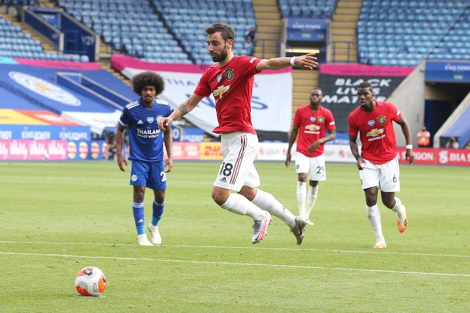 Bruno Fernandes penalty