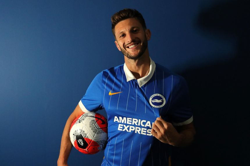 Adam Lallana, Brighton