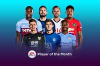 July's EA SPORTS Player of the Month nominees