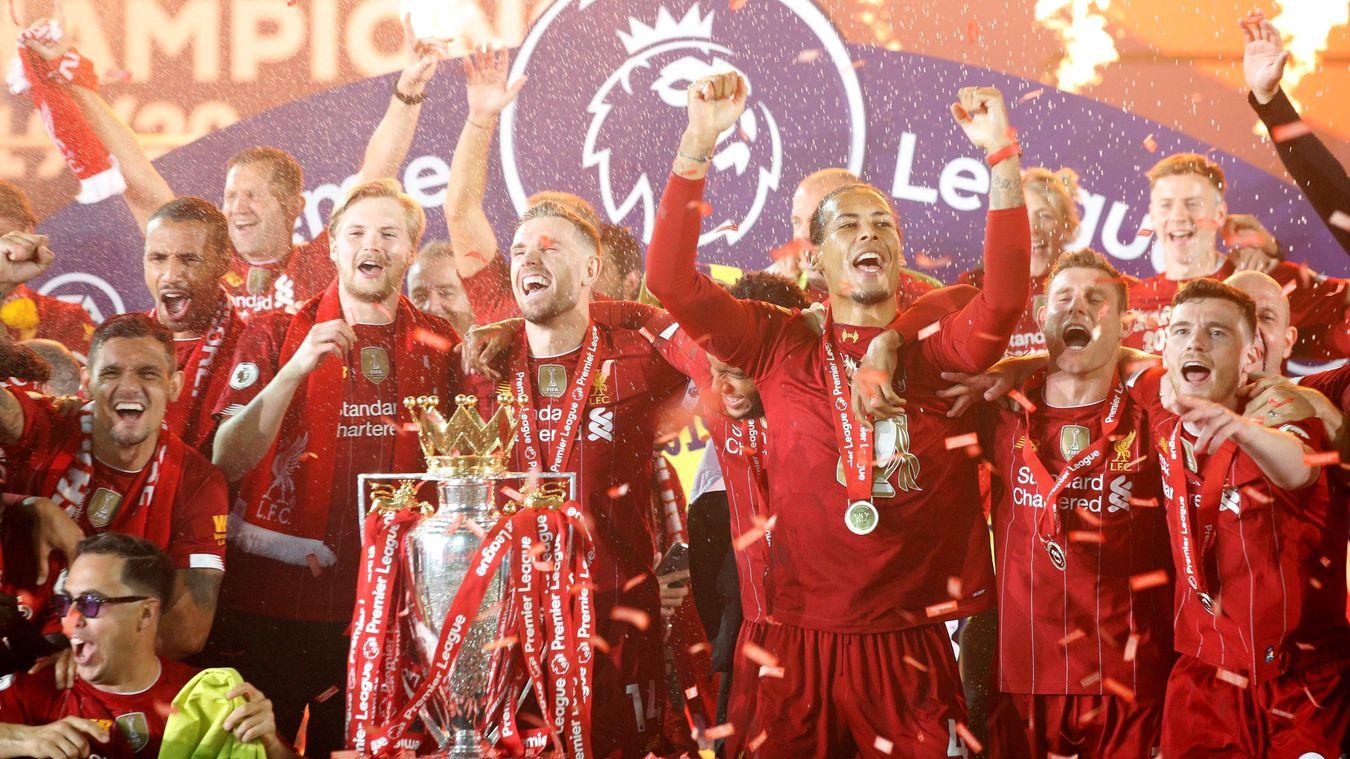 Liverpool trophy