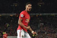 Rashford honoured with 2019/20 Academy Graduate award