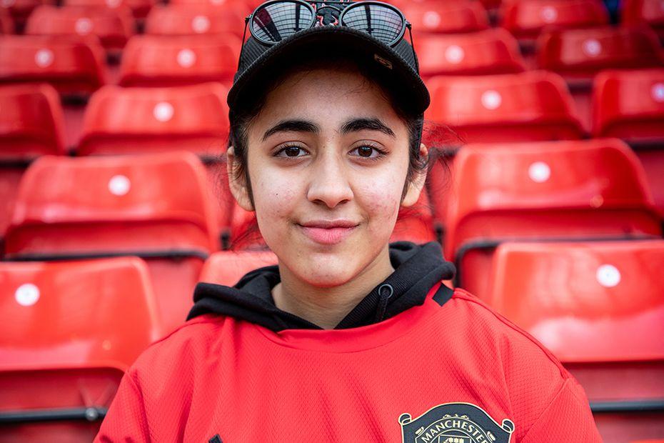 Ayman, Manchester United Foundation