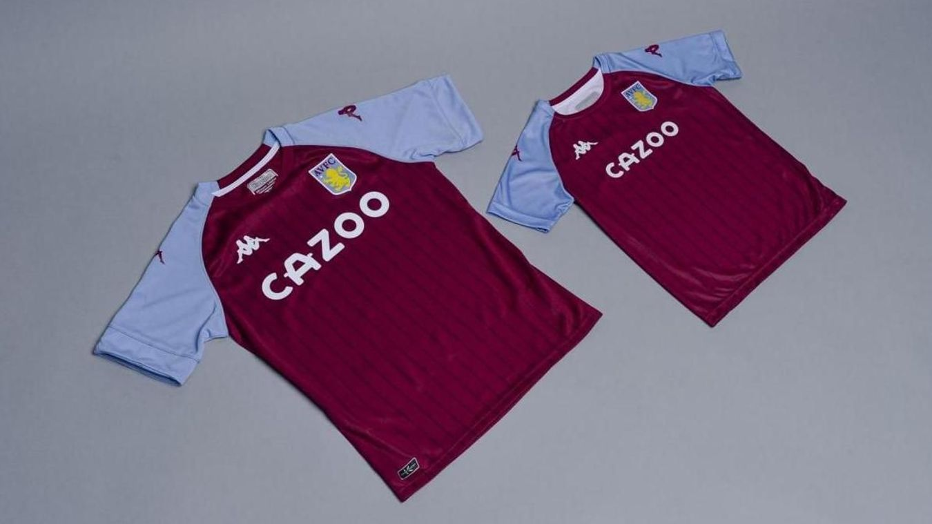 Premier League New Kits For 2020 21