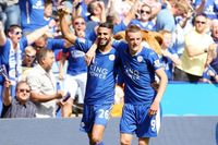 On this day in 2015: Leicester begin title-winning season in style