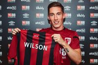 On this day - 6 Aug 2019: Liverpool's Wilson joins Cherries