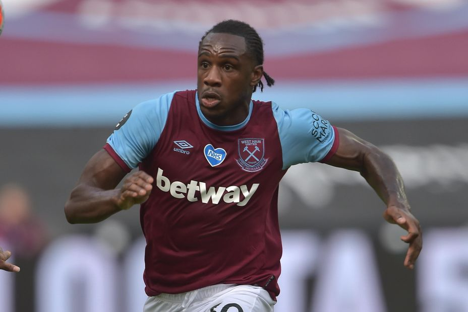 Michail Antonio, West Ham United