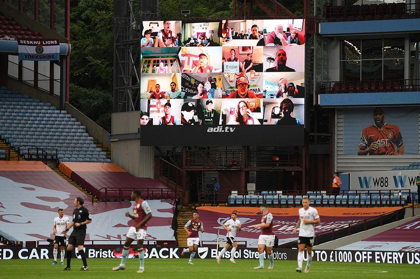 Season Review - Different Focus, Aston Villa v Sheffield United