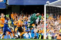 Goal of the day: Drogba's delightful chip