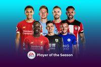 EA SPORTS Player of the Season shortlist