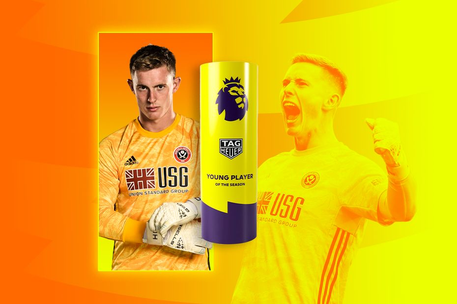 TAG Young Player of the Season nominee: Dean Henderson