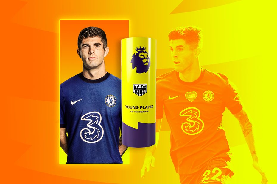 TAG Heuer Young Player of the Season nominee: Christian Pulisic